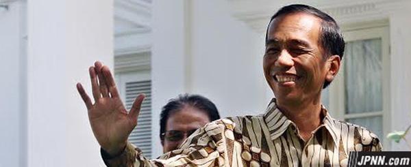 Pesan Jokowi Pada Pimpinan KPK Baru