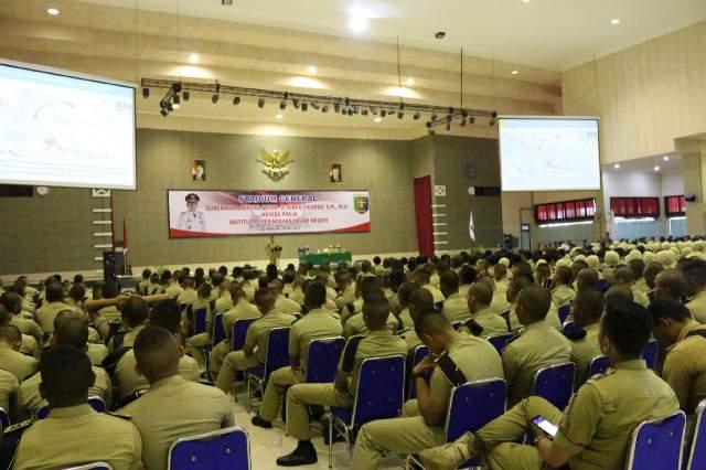Gubernur Lampung Beri Kuliah Umum Di Hadapan Ratusan Praja Institut Pemerintahan Dalam Negeri