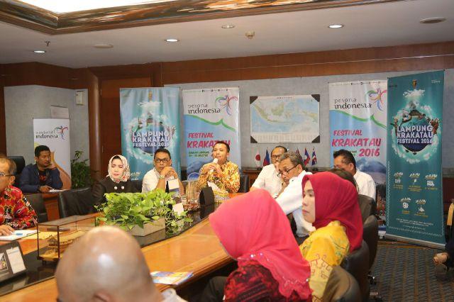 Festival Krakatau Siap Digelar Pada Tanggal 24 hingga 28 Agustus 2016