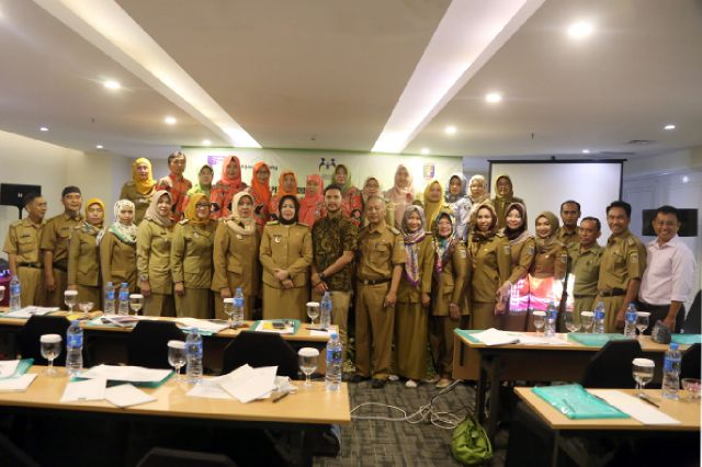 Pemprov Lampung Gelar Pelatihan Pemahaman Sistem Manajemen Mutu