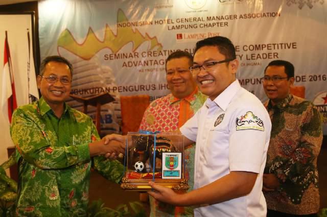 Kuartal Ke-Dua Perekonomian Provinsi Lampung Tumbuh 4,33 Persen