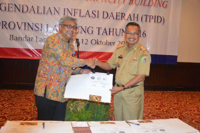 Perlu Peran Aktif Dari Tim Pengendalian Inflasi Daerah (TPID) Untuk Stabilisasi Harga Sembako