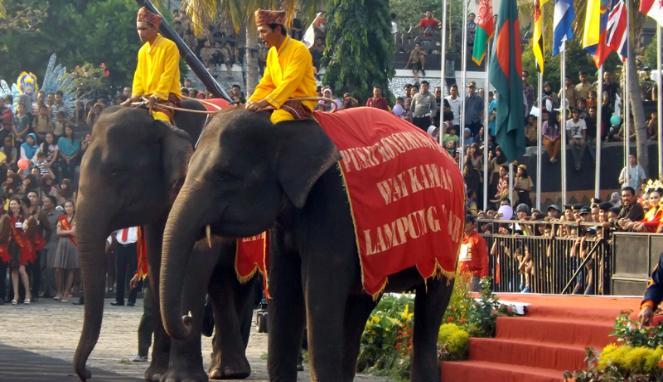 DPRD Dan Warga Nilai Festival Way Kambas 2016 Hamburkan Uang Rakyat