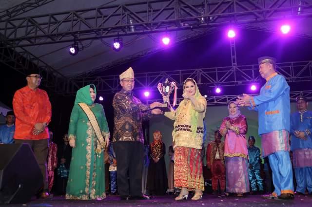 FESTIVAL SENI QASIDAH BINTANG VOKALIS TINGKAT NASIONAL KE XXI TAHUN 2016 Resmi Dibuka