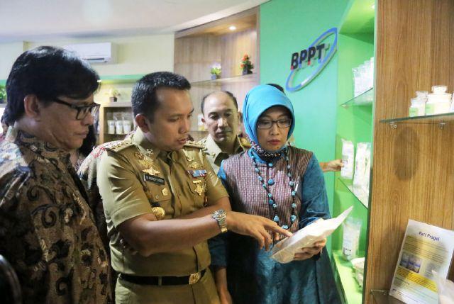 Ini Dia Tempat Informasi Bisnis Teknologi dan Tehcnopark Pertanian Di Bandar Lampung