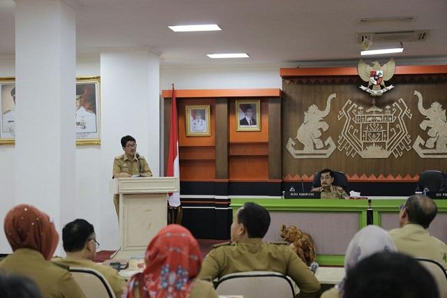 Gubernur Lampung Berharap Tahun 2017 Volume Penerbangan Dapat Terus Meningkat