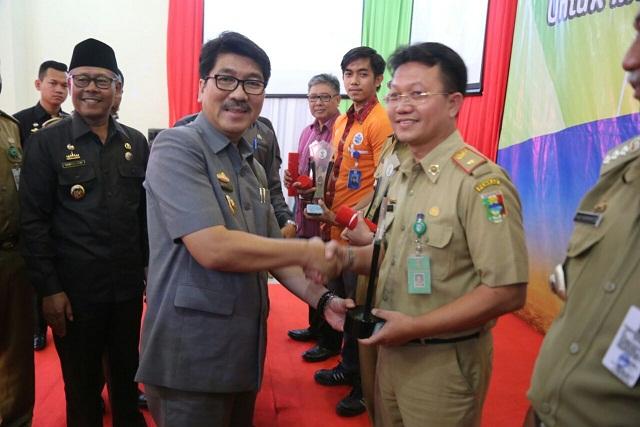 Pemprov Lampung Percepat pertumbuhan Ekonomi Yang Berkualitas