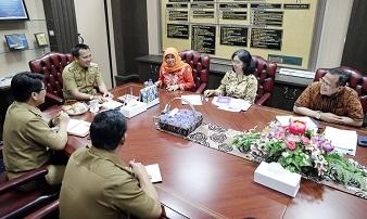 Rapat Persiapan Kongres Provinsi II DPP IKAPTK