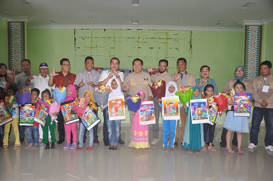 Gubernur Lampung Ikuti Kegiatan Bakti Alumni AL-Kautsar