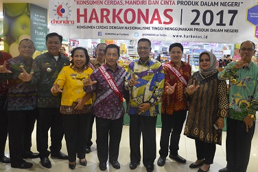 Masyarakat Lampung Diharapkan Mampu Menjadi Konsumen Yang Cerdas Memilih Produk