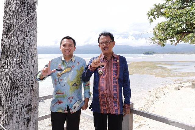 Gubernur Lampung Bangga Kepada Kab Pesisir Barat Atas Terselenggaranya Surfing Internasional Krui 2017