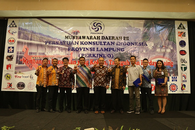 Gubernur Lampung Berharap Bahwa Perkindo Provinsi Lampung Dapat Bersinergi Dengan Pemerintah Provnsi