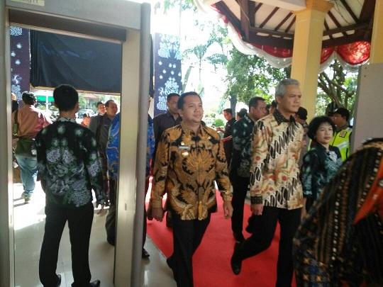 Pemprov Lampung Terapkan E-Goverment