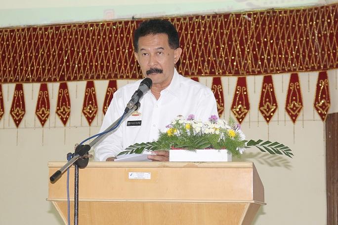 Pemerintah Provinsi Lampung SeriusMemperhatikan PenangananNutrisi Dan Keamanan Pangan Anak