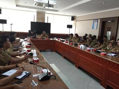 Pemprov Lampung Lakukan Studi Banding Ke Provinsi Jatim Terkait LPPD