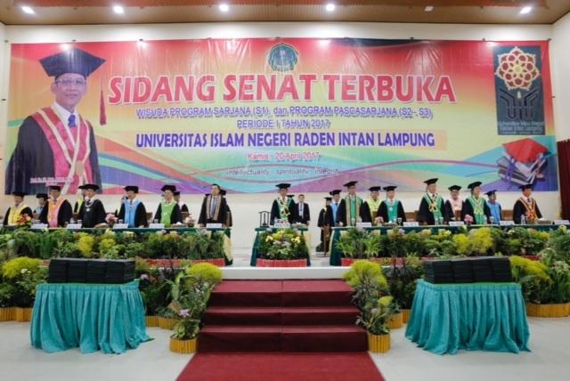 Pemerintah Provinsi Lampung Memberikan Lahan Kepada UIN RIL Minimal 50 ha di Daerah Kota Baru