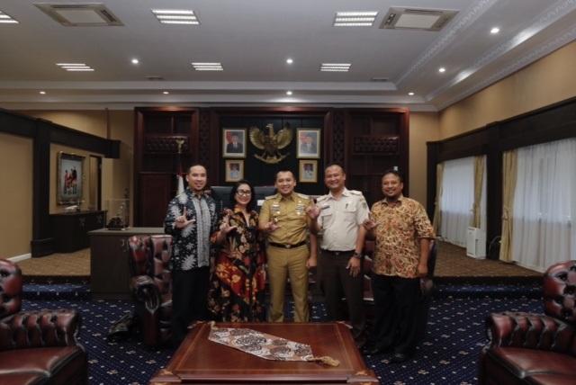 Pasar Pertaniana Dan Perkebunan Lampung Dipastikan Mendunia
