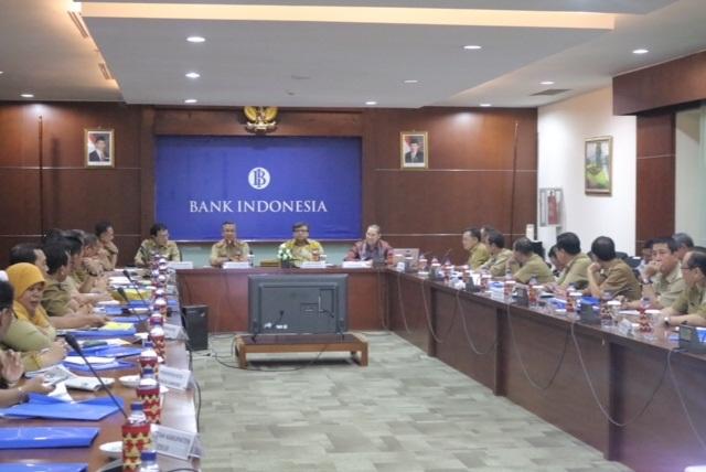 Pemprov Lampung Upayakan Pertumbuhan Ekonomi Lampung