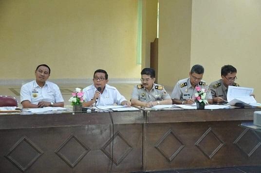 Tiga Mentri Akan Berkunjung Ke Lampung