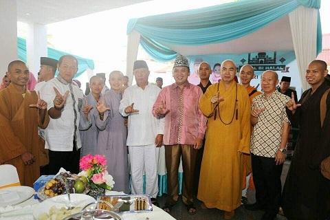 Wagub Gelar Open Hous Bersama Masyarakat Lampung