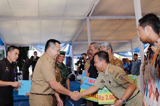 Gubernur Ridho: Segera Kembalikan Prestasi Siswa SMA/SMK Bandar Lampung