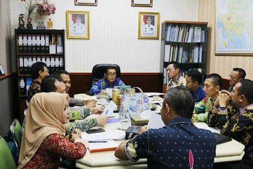 Pemprov Lampung dan OJK Ajak Masyarakat Ikut Gerakan Lampung Menabung