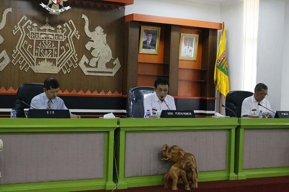 Gubernur Ridho Canangkan Gerakan Lampung Menabung di Pesawaran