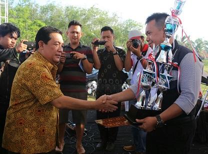 Warga Antusias Ikuti Gerakan Lampung Menabung dan Lampung Expo