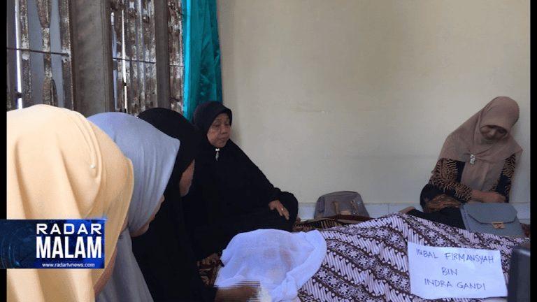 Keluarga Ikhlas, Inafis Pagari Embung