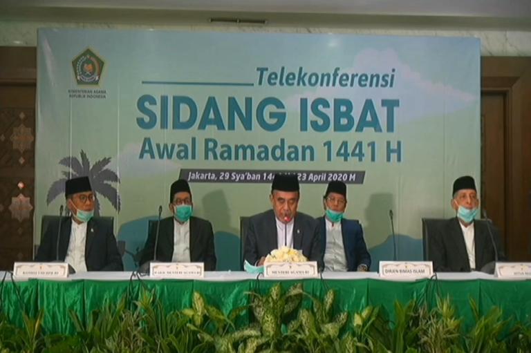 Jumat 1 Ramadan 1441 H, Selamat Menunaikan Ibadah Puasa